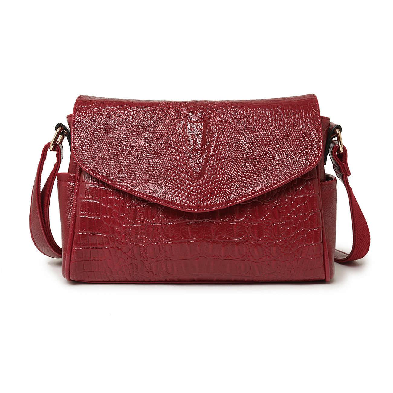 b7105a667bdd Women's Small Handbags Crocodile Alligator Synthetic Leather ...