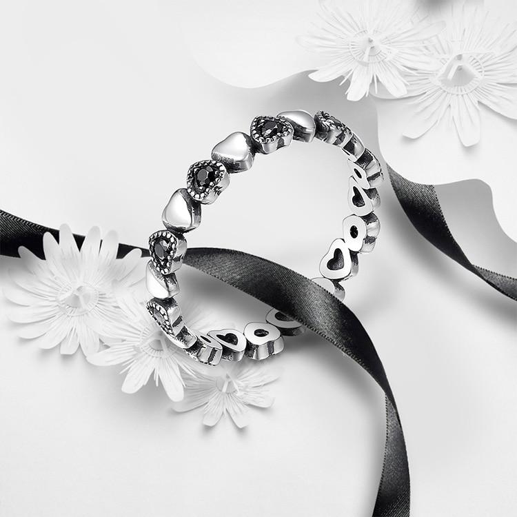Heart Evangelista Wedding Ring
