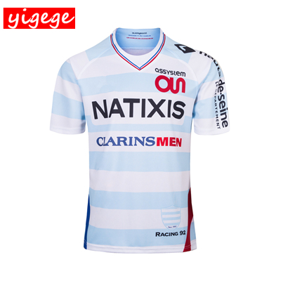 9308c05b4b584 Offres spéciales 2019 maillot France Rugby domicile et extérieur maillot  France Rugby maillot equipe nationale maillot S 3XL dans Maillots de Rugby  de ...