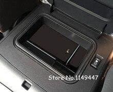 4 шт. черный внутренний спереди коробка для хранения без Mad Обложка для Infiniti QX56/Z62 11-13/QX80 /Z62 13-16