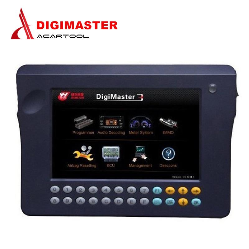 Outil Original de Correction d'odomètre Digimaster 3 Digimaster III mis à jour en ligne digimaster3 avec 980 jetons livraison gratuite