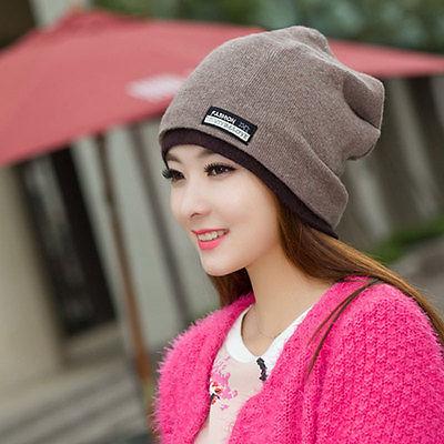 Unisex for men or women Holgado Point Warm Winter Hat Oversize