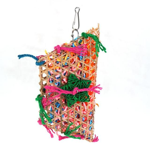 Colorful Bamboo Weave  4