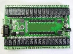 RS232/RS485 последовательный порт управления 32 канальный релейный модуль управления Переключатель плата IO x-0.35