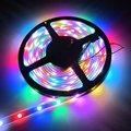 LED Magic Tape Exhibition Strip Light 30/40/60 LEDs/Roll Dream Color WS2812B 5050 RGB IP20/IP67 Black/White PCB 5V DC