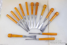 New 13pcs Knife Steel various Violin maker's tools Knives violin viola tool #308
