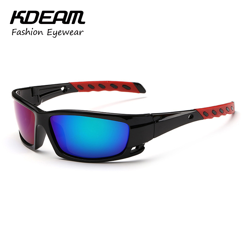 kdeam 2017 summer sunglasses explosion proof tac polarized