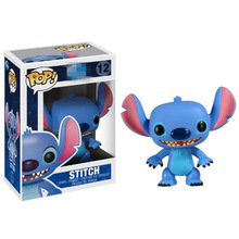 Funko POP Official Cartoon Lilo & Stitch – Stich #12 Vinyl Action Figure Collectible Model Toy Doll with Original Box