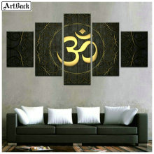 Religious five spell diamond painting islam full square handmade mosaic muslim icon new arrival 3d embroidery