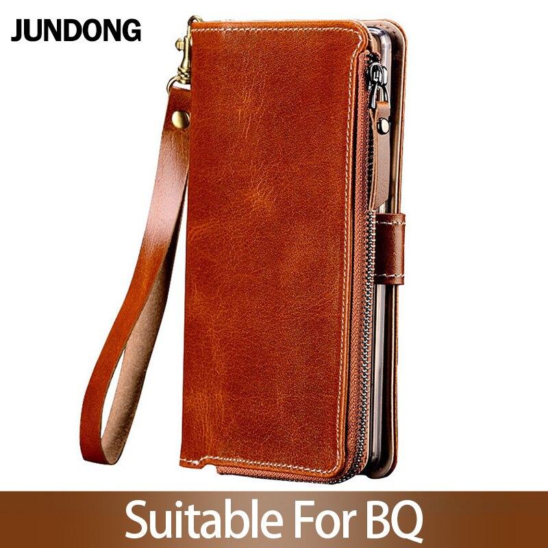 For BQ Aquaris X X2 X5 Pro C U Plus 5044 4072 5070 5059 Strike Power Multifunction Wallet Phone BagHigh quality Purse