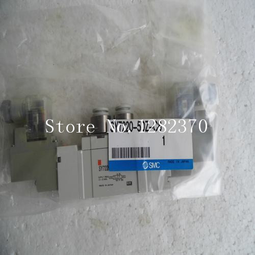 [SA] New Japan genuine original SMC solenoid valve SY7220-5DZ-C8 spot --2PCS/LOT new original solenoid valve sy3120 5dz m5