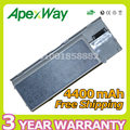 Apexway 6 ячеек Новый Аккумулятор Для Ноутбука Dell Latitude D620 D630 D630c D631 KD495 NT379 PC764 PC765 PD685 GD775 GD776 GD787
