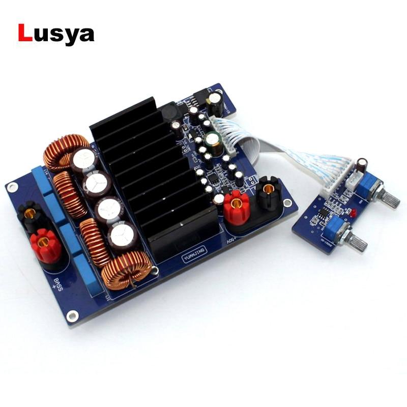 Subwoofer Amplificatore Audio TAS5630 OPA1632DR TL072 600 w 2.1 Digitale di Classe D Amplificador APM bordo DC48VSubwoofer Amplificatore Audio TAS5630 OPA1632DR TL072 600 w 2.1 Digitale di Classe D Amplificador APM bordo DC48V