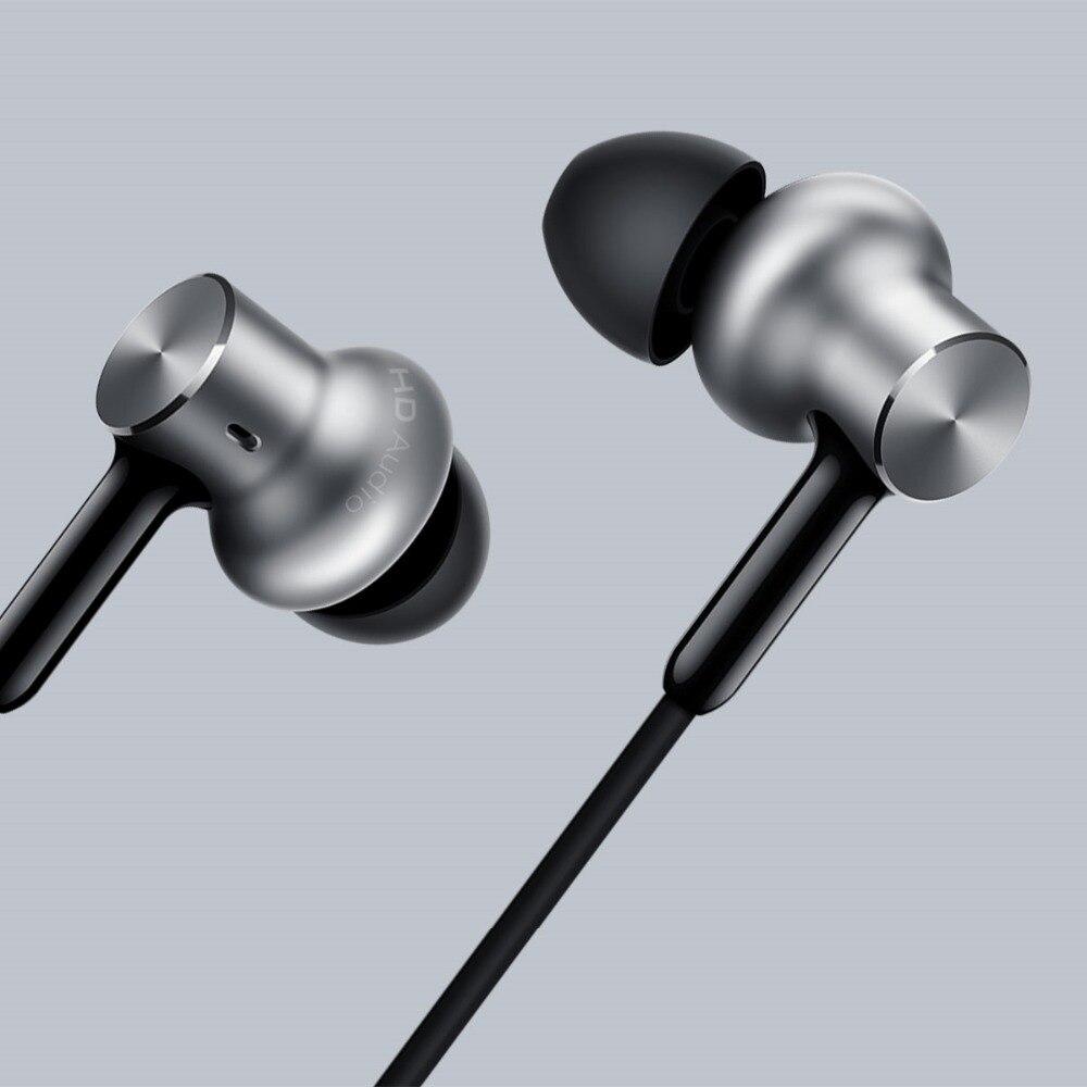 Image 3 - Original Xiaomi Mi In Ear Hybrid Pro HD Earphone With Mic Noise  Cancelling Mi Headset for Mobile Phones Huawei Redmi 4earphone with  micmi in-earxiaomi mi in-ear