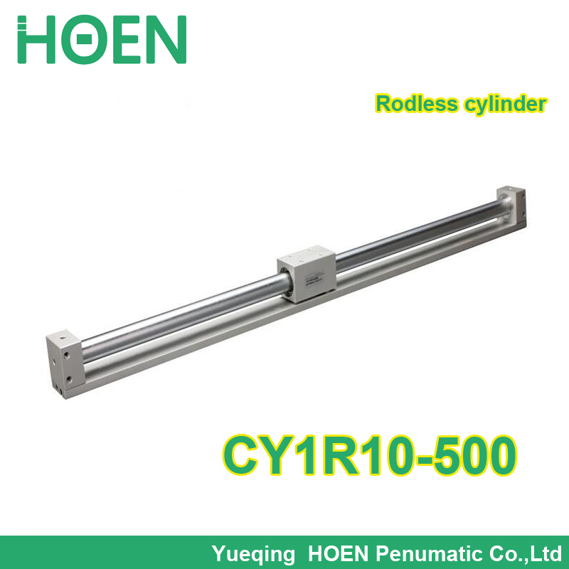CY1R10-500 magnetically coupled Rodless cylinder 10mm bore 500mm stroke high pressure cylinder CY1R CY3R series CY1R10*500 cy3r25h 100 cy3r25h 200 cy3r25h 300 cy3r25h 400 cy3r25h 500 magnetically coupled rodless cylinder direct mount type cy3r series