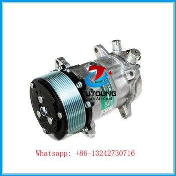 SD 5H14 SD508 AC компрессор 10PK 12 V/24 V уплотнительное кольцо фитинг вертикальный больших и малых отверстий >>