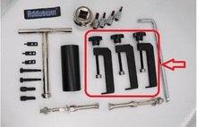 3 قطعة مضخة قضبان السكك الحديدية المشتركة التجنيب أداة لمضخة CP3 ، مضخة قضبان السكك الحديدية المشتركة تفكيك أداة ، مضخة قضبان السكك الحديدية المشتركة تفكيك عدة أدوات