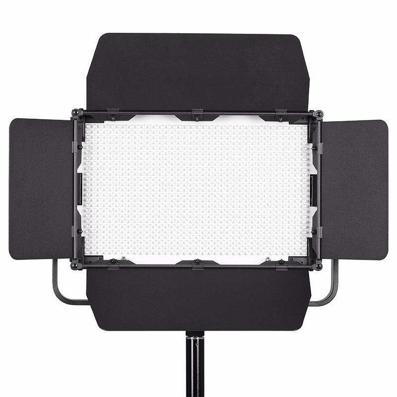EACHSHOT GK-J-900S 900 LED Professionnel Photographie Studio Vidéo Lumière Panneau Caméra Photo Éclairage