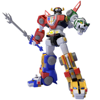 Original Assembled Model 5 IN 1 Voltron SUPER MINIPLA King of the Beast King Kong God of War Five Lions PVC Action Figure Toys
