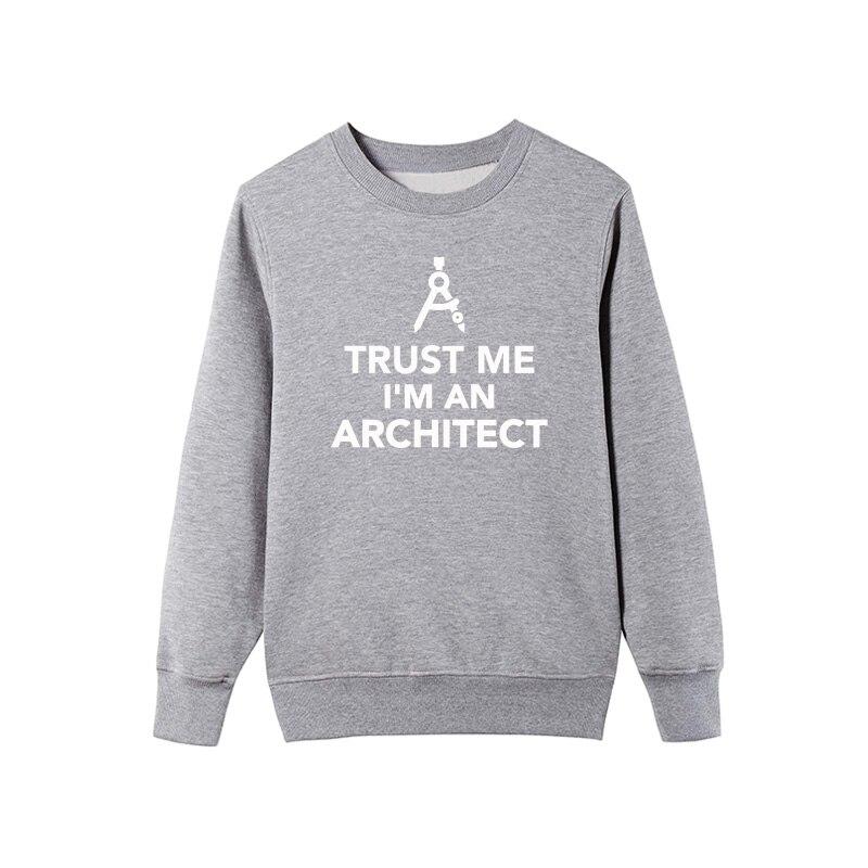 Trust Me I'm An Architect Sweatshirt 2