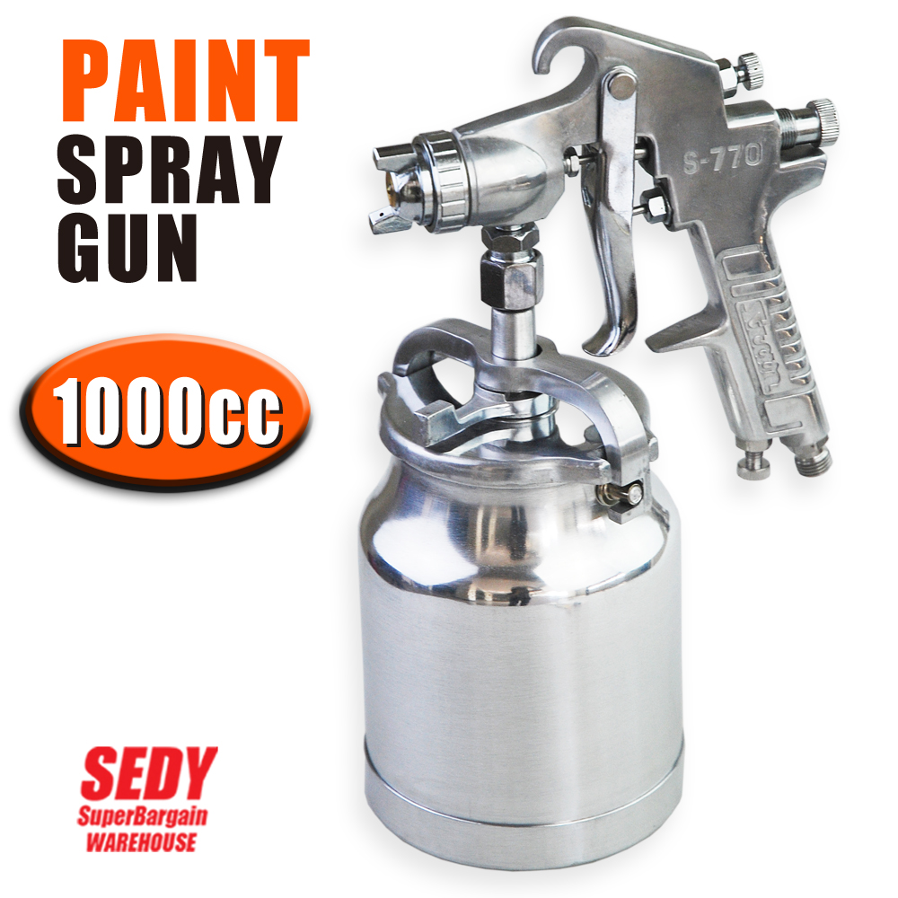 gun air painting tool pneumatic paint spray gun in spray gun from home. Black Bedroom Furniture Sets. Home Design Ideas