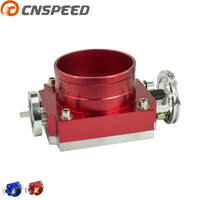 CNSPEED 100mm Throttle Body Performance Intake For Toyota 4 100mm TPS Throttle Body Supra/Soarer 1JZ 2JZ Drift Drag YC100839