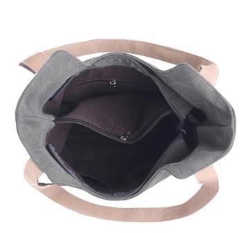 Women's handbags shoulder handbag high quality canvas shoulder bag for women Tote Bags handbags 1