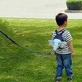 3D слоненок Малыш Анти-потерянный Поводок Жгут Ремень Kid Хранитель Ремни Безопасности Детский Сад Школьный Рюкзак