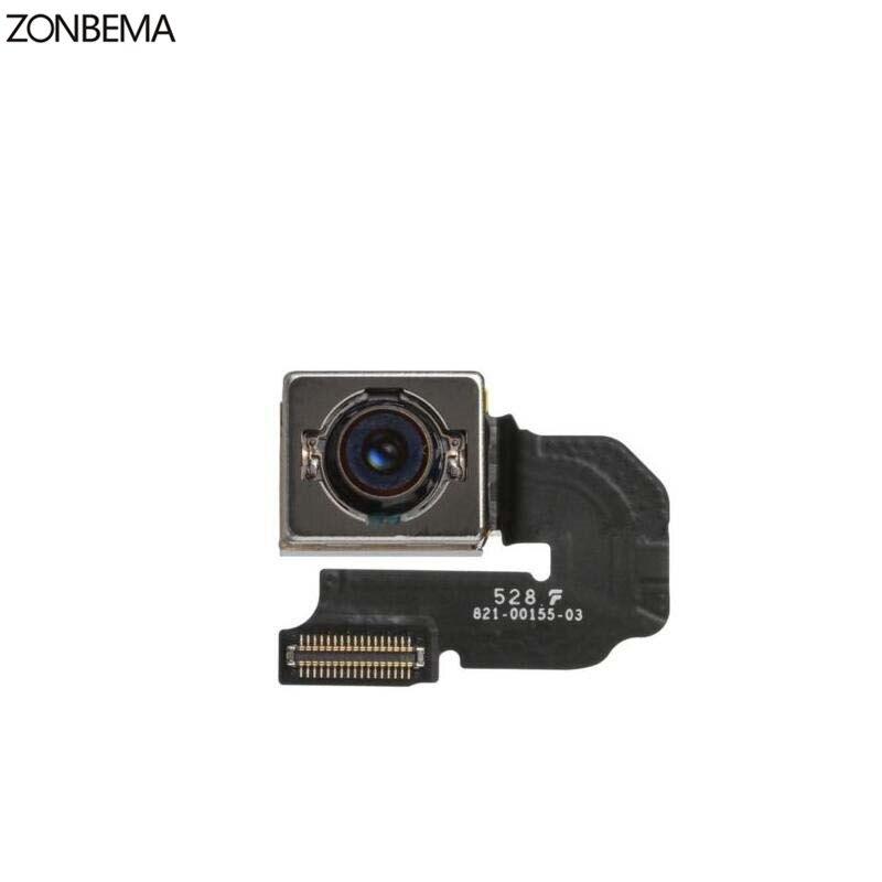 ZONBEMA 5pcs Test Original Back Rear Camera With Flash Module Sensor Flex Cable For iPhone 6S