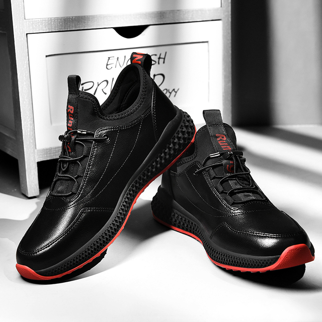 SUROM Breathable Running Shoes