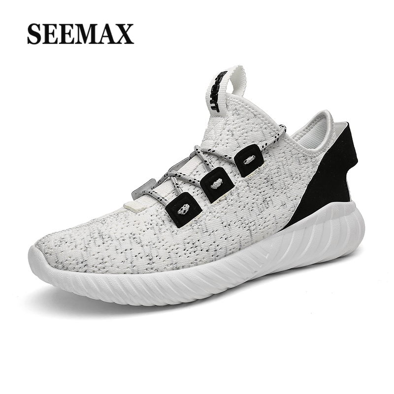 Mens Running Shoes Breathable Gym Outdoor For Man Sport Shoes Fly Jogging Fitness Trainers Sneakers Lightweight Zapatillas