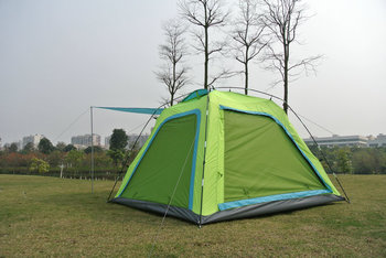 240*240*180cm 2doors 2windows beach sunshade outdoor camping tent suitable for 3 4 5persons pergola awning