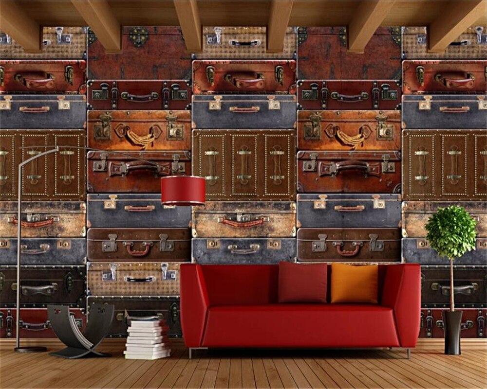 DemüTigen Benutzerdefinierte Tapete 3d Foto Wandmalereien Pferd Stereo Kreative Raum Dekoration Tv Hintergrund Wand Papers Home Decor Wandbild 3d Tapete