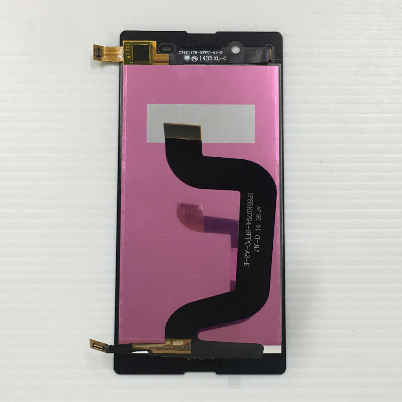 for Sony Xperia E3 D2243 D2202 D2203 D2206 Touch Screen Panel Digitizer Sensor Glass + LCD Display Monitor Panel Module Assembly