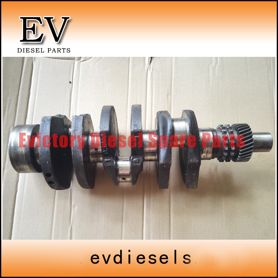 online buy whole 3kc1 from 3kc1 whole rs aliexpress com for isuzu engine 3kb1 crankshaft steel type mainland