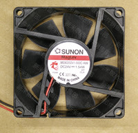 USED SUNON ME80202V1 000C A99 8020 24V 1.54W frequency cooling fan|Fans & Cooling Accessories| |  -