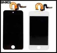 Sinbeda LCD Screen For Apple IPod Touch 5 5th LCD Display Replacement With Touch Screen Glass