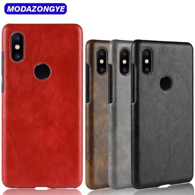timeless design f0e2e 9df66 US $2.83 20% OFF|Xiaomi Mi Mix 2s Case Xiaomi Mi Mix 2s Cover 5.99 inch PU  Leather Back Cover Phone Case Xiaomi Mi Mix 2s Mi Mix2s Mix 2 S Case-in ...