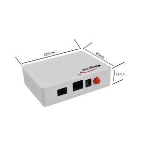 Image 3 - onu epon 6Pcs OLT FTTH 1 port 1.25G Epon ONU ONT Ethernet fiber optic user terminal equipment Compatible with ZTE fiberhome