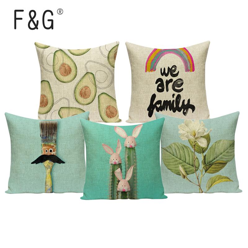 Pillow Covers Decorative Lovely Throw
