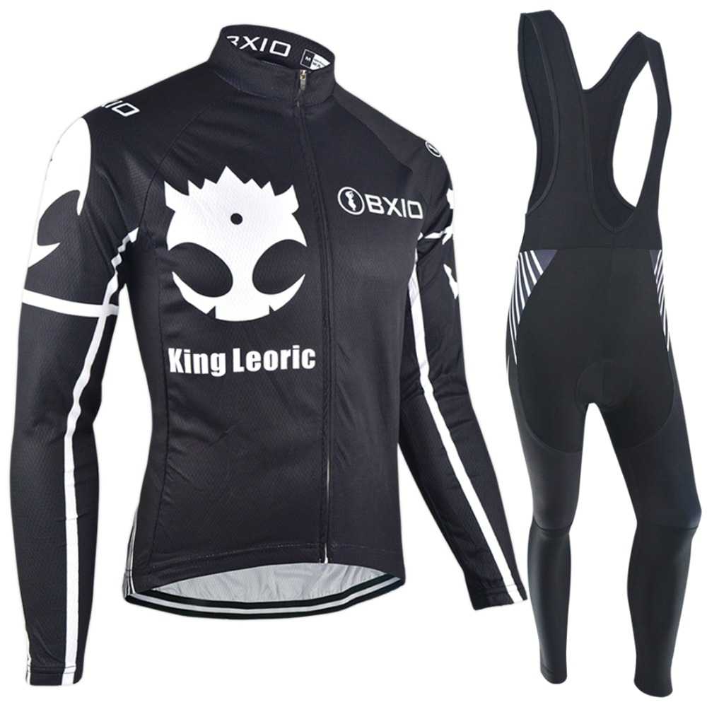 Bxio Winter Thermal Fleece Cycling Jerseys Warm Long Sleeve Bicycle Clothing Autumn Pro Tour Team Bike Clothes Ropa Ciclismo 109 xintown pro team cycling jerseys ropa ciclismo maillot winter thermal fleece bicycle clothing mens bicycle clothing bike clothes