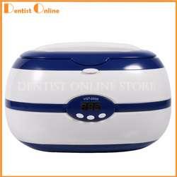 600 мл 35 Вт Стоматологические Ультразвуковой очиститель с цифровым Дисплей