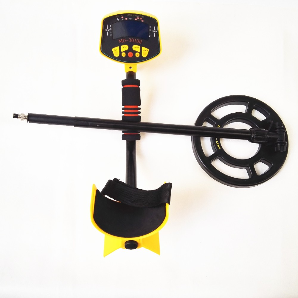 Cheap Price Hot MD-3010II Underground Metal Detector Gold Digger Treasure Hunter MD3010II Ground Metal Detector Treasure Seeker professional md 3010ii underground metal detector gold digger treasure hunter md3010ii ground metal detector treasure seeker