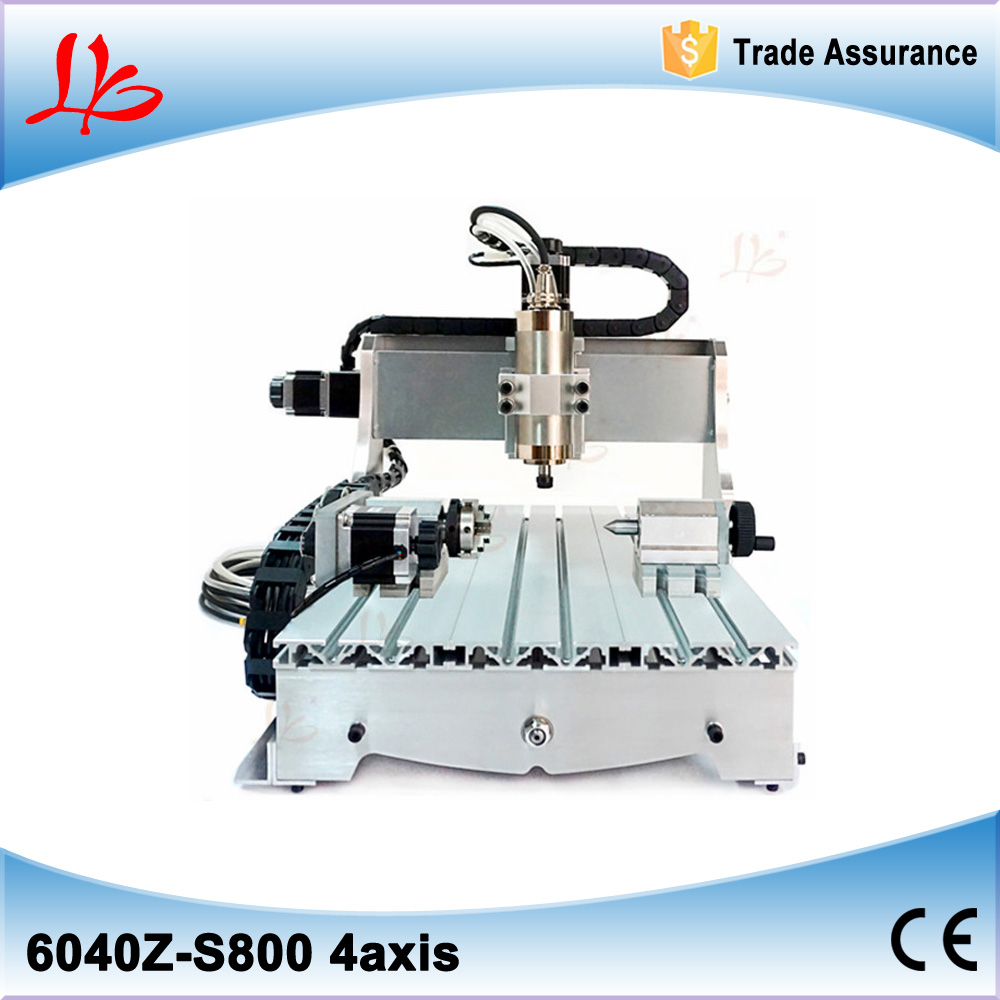 Russia no taxes 3D CNC router 6040Z-S800 mini Engraver milling and drilling machine russia free tax cnc 6040z frame of drilling and milling machine for diy cnc router