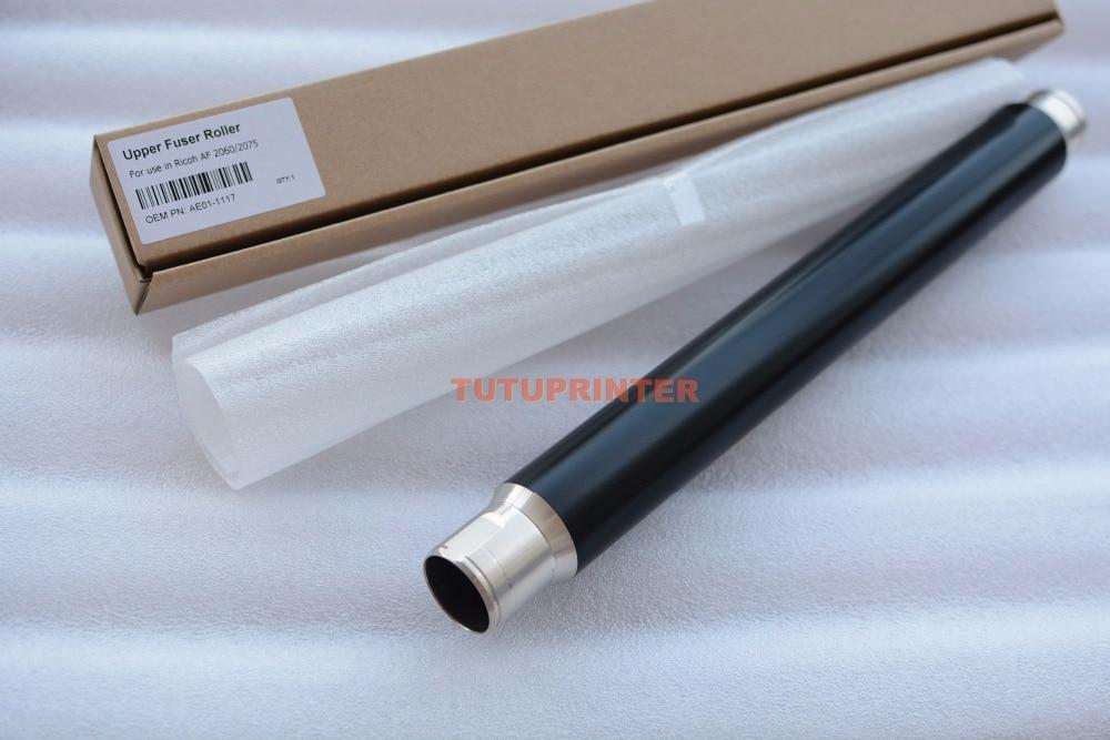 For Ricoh AF2060 AF2075 upper roller heat roller AE01 1117 Aficio2060 MP5500 MP6000 MP7000 copier spare