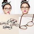 Men Women Nerd Glasses Clear Lens Eyewear Unisex Retro Eyeglasses Spectacles