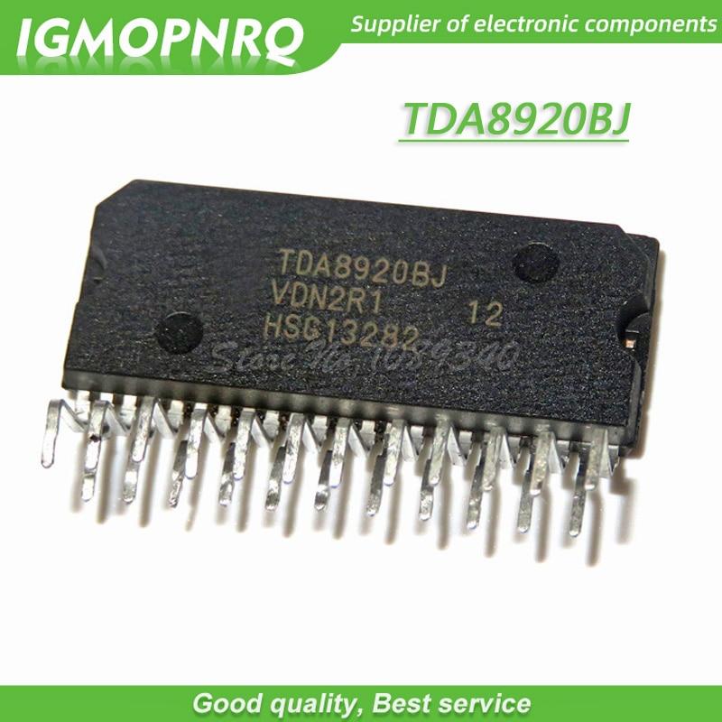 2pcs/lot TDA8920BJ TDA8920 IC 210W D 23SIL ZIP-23 In Stock