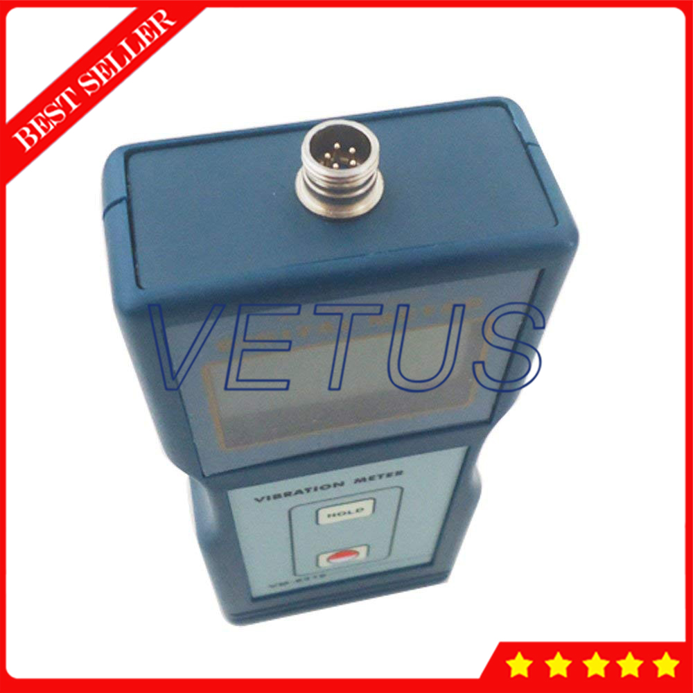 VM6310 Digital Vibration meter with vibration measuring instrument with Velocity 0.01 to 199.9mm/s-in Vibration Meters from Tools    3