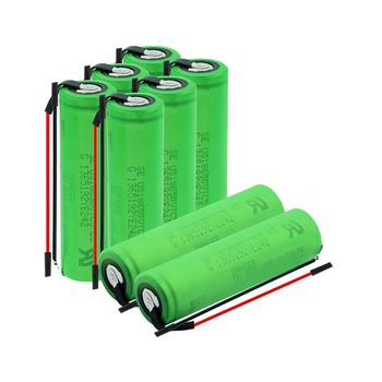 New VTC5 18650 battery 30A High Drain 3.7 v 2600 mah US18650VTC5 Lithium 18650 Rechargeable batteries For Flashlight + DIY Linie