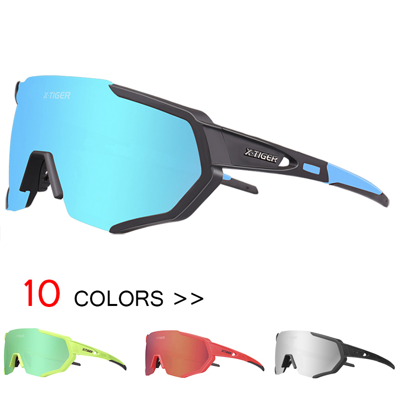 2019 Top Quality Sport Cycling Eyewear Bicycle Sun glasses Gafas ciclismo Bike Goggles Outdoor Sunglasses Cycling glasses